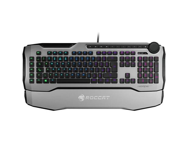 Roccat Horde AIMO - Membranical RGB Gaming (Biała)  - 409400 - zdjęcie