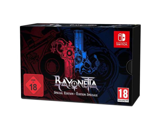 Nintendo BAYONETTA 2 SPECIAL EDITION - 409458 - zdjęcie