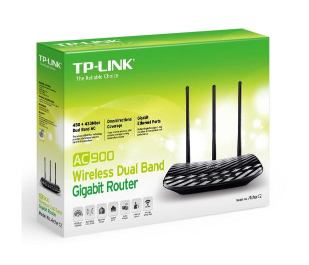 TP-Link Archer C2 (900Mb/s a/b/g/n/ac) DualBand - 201680 - zdjęcie 4