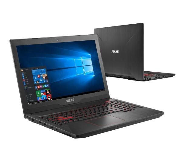 ASUS FX503VM-E4108T i5-7300HQ/8GB/240+1TB/Win10 GTX1060 - 447000 - zdjęcie
