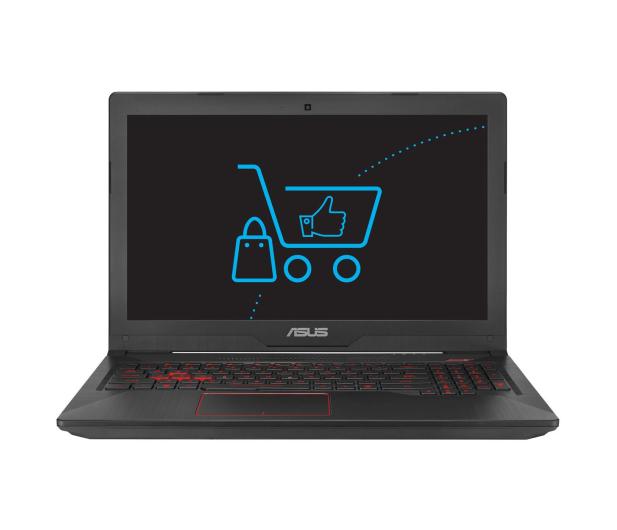 ASUS FX503VD-E4082 i5-7300HQ/8GB/240SSD+1TB GTX1050 - 409439 - zdjęcie 3