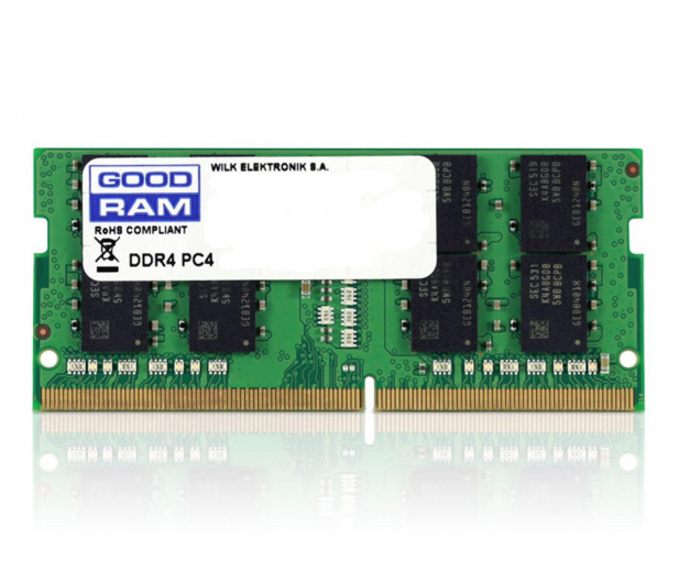 GOODRAM 8GB (1x8GB) 2400MHz CL17 - 410049 - zdjęcie