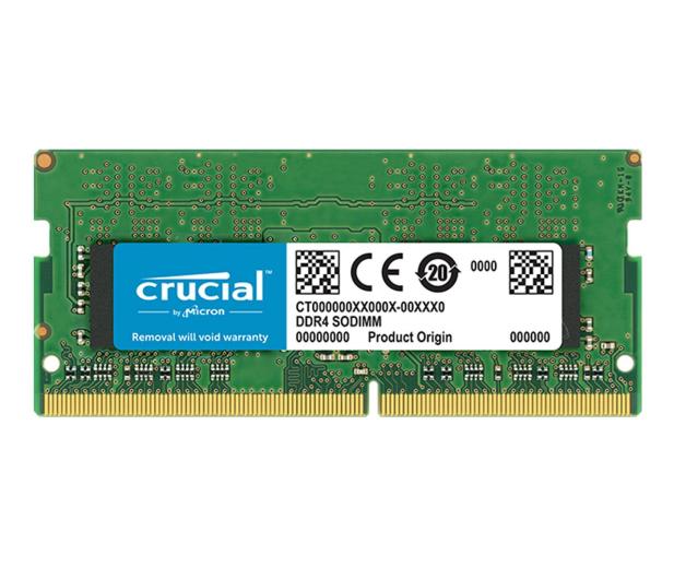 Crucial 8GB 2400MHz CL17 1.2V  - 410035 - zdjęcie
