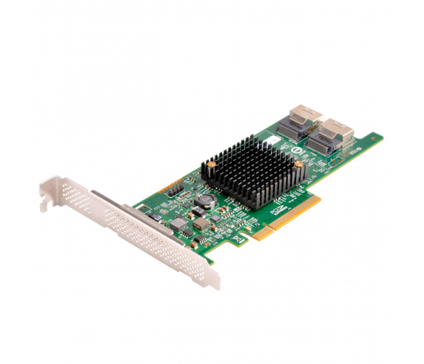 SilverStone RAID-Contr. PCIe x8 SAS/SATA - 406265 - zdjęcie 3