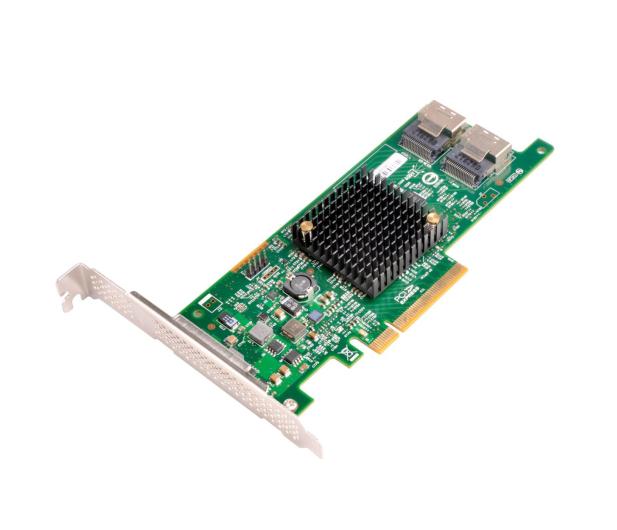 SilverStone RAID-Contr. PCIe x8 SAS/SATA - 406265 - zdjęcie 4