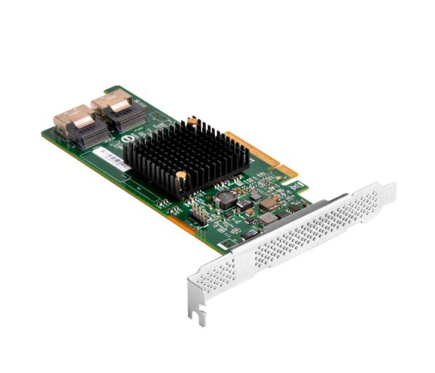 SilverStone RAID-Contr. PCIe x8 SAS/SATA - 406265 - zdjęcie 5