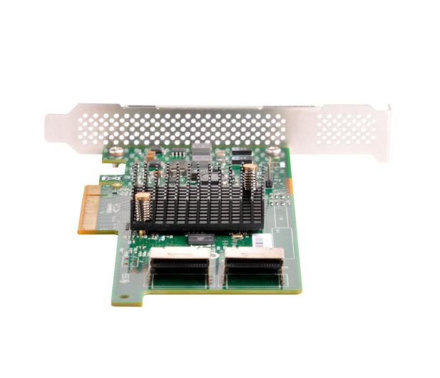 SilverStone RAID-Contr. PCIe x8 SAS/SATA - 406265 - zdjęcie 6