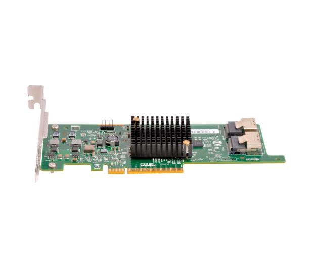 SilverStone RAID-Contr. PCIe x8 SAS/SATA - 406265 - zdjęcie 7