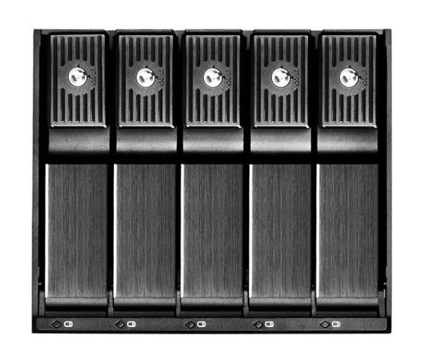 SilverStone 5x3.5'' HDD SATA - 406451 - zdjęcie 2