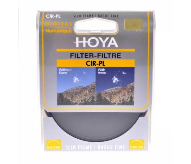 Hoya PL-CIR Slim 72 mm - 406401 - zdjęcie 2