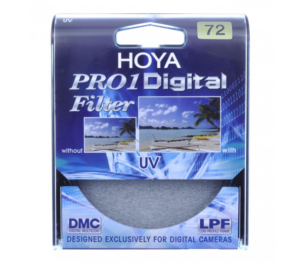 Hoya UV (O) Pro1D 72 mm - 406400 - zdjęcie