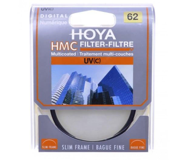 Hoya UV (C) HMC (PHL) 62 mm - 406396 - zdjęcie