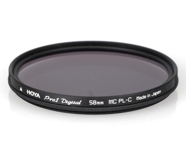 Hoya PL-CIR Pro1D 58 mm - 406391 - zdjęcie 2