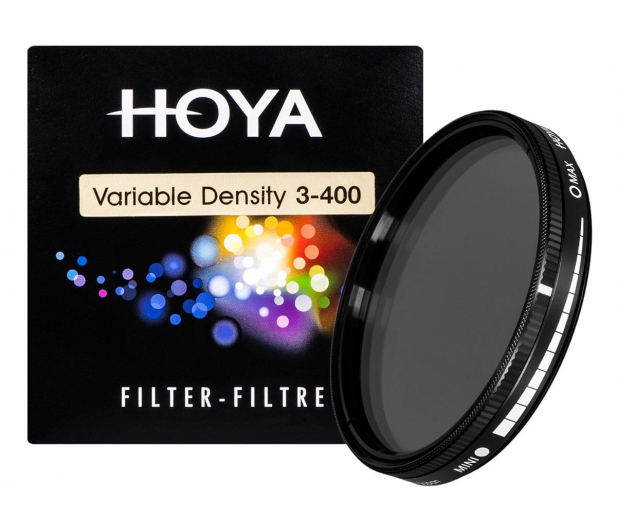 Hoya Variable Density 58 mm 3-400 - 406392 - zdjęcie