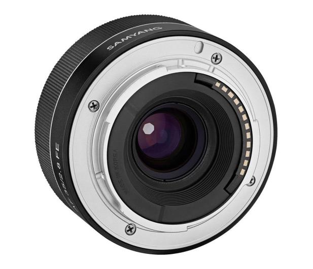 Samyang AF 35mm F2.8 Sony E - 406364 - zdjęcie 4