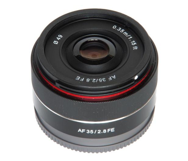 Samyang AF 35mm F2.8 Sony E - 406364 - zdjęcie 6