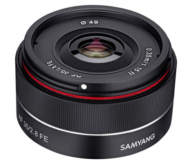 Samyang AF 35mm F2.8 Sony E - 406364 - zdjęcie