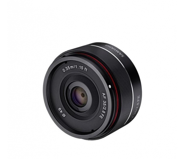 Samyang AF 35mm F2.8 Sony E - 406364 - zdjęcie 2