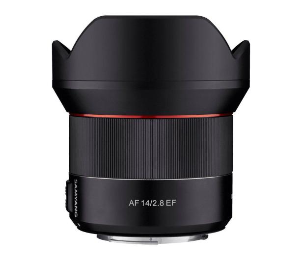 Samyang AF 14mm F2.8 EF Canon - 406370 - zdjęcie