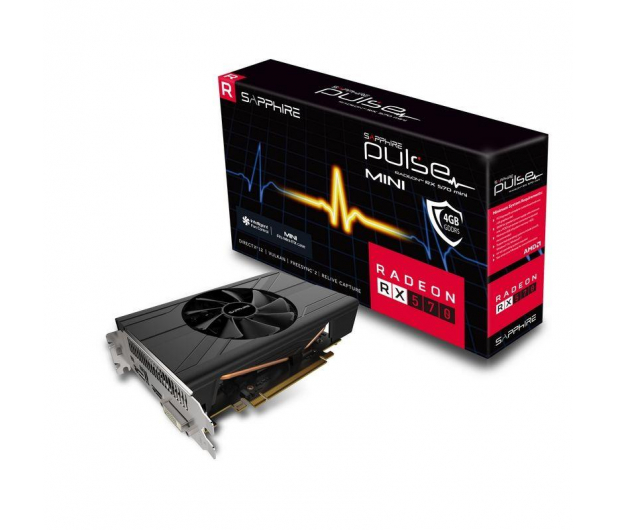Sapphire Radeon RX 570 Pulse 4GB GDDR5 - 409318 - zdjęcie