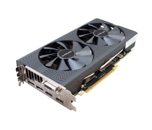 Sapphire Radeon RX 570 8GB GDDR5 - 409315 - zdjęcie 2