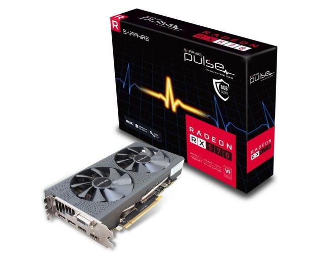 Sapphire Radeon RX 570 8GB GDDR5 - 409315 - zdjęcie