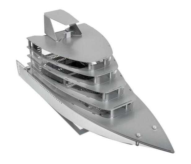 Lian Li PC-Y6A Odyssey Yacht (srebrny) - 408314 - zdjęcie 3