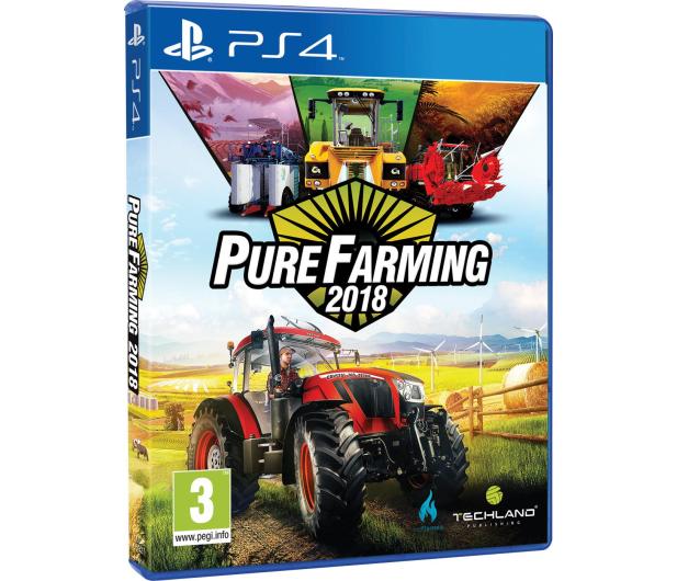 Techland Pure Farming 2018 - 410518 - zdjęcie 2