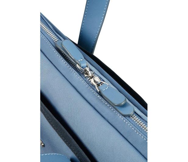 "Samsonite Nefti 15.6"" Moonlight Blue/Dark Navy  - 410397 - zdjęcie 4"