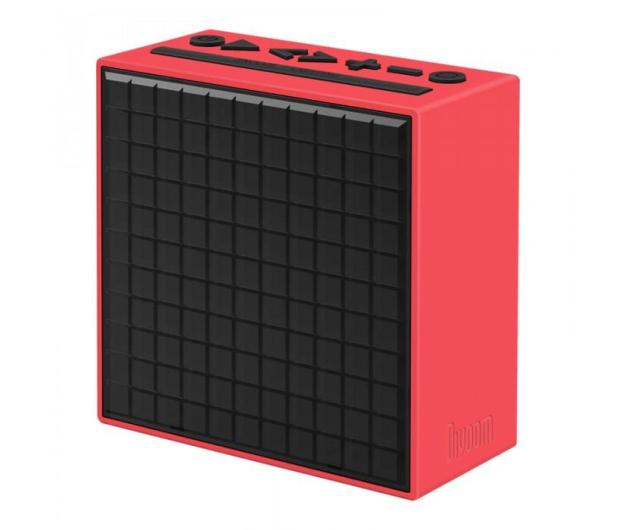 Divoom TimeBox czerwony - 408802 - zdjęcie 2