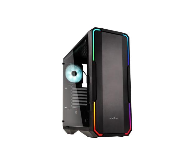 Bitfenix Enso RGB TG czarny (okno) - 409855 - zdjęcie