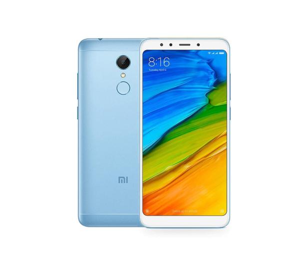 Xiaomi Redmi 5 16GB Dual SIM LTE Blue  - 423687 - zdjęcie