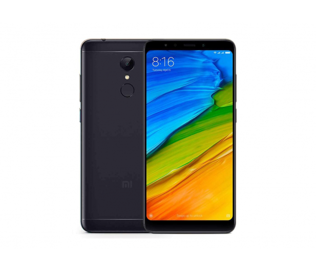 Xiaomi Redmi 5 16GB Dual SIM LTE Black - 416764 - zdjęcie