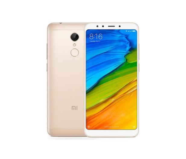 Xiaomi Redmi 5 16GB Dual SIM LTE Gold  - 410464 - zdjęcie