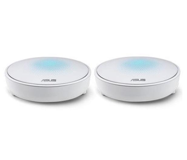 ASUS Lyra Mesh WiFi (2200Mb/s a/b/g/n/ac) zestaw 2szt.  - 410785 - zdjęcie