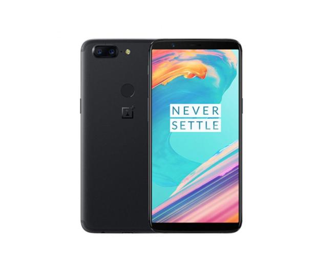 OnePlus 5T 8/128GB Dual SIM LTE Midnight Black - 410679 - zdjęcie