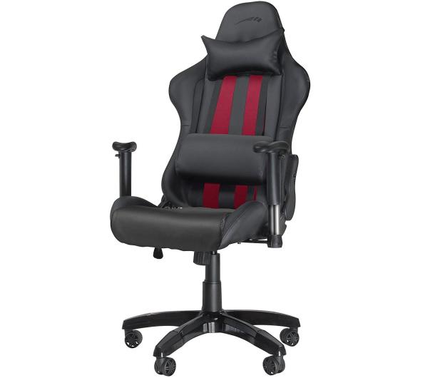 SpeedLink REGGER Gaming Chair (Czarno-Czerwony) - 410874 - zdjęcie
