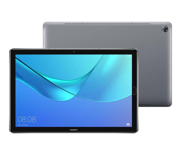 Huawei MediaPad M5 10 LTE Kirin960s/4GB/64GB/8.0 szary  - 410534 - zdjęcie