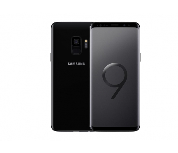 Samsung Galaxy S9 G960F Dual SIM Midnight Black - 409132 - zdjęcie