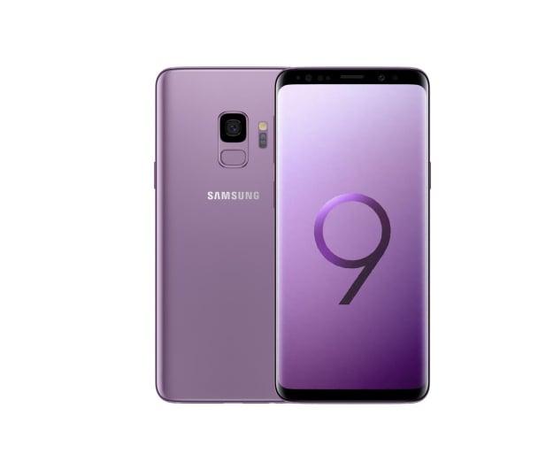 Samsung Galaxy S9 G960F Dual SIM Lilac Purple - 409133 - zdjęcie