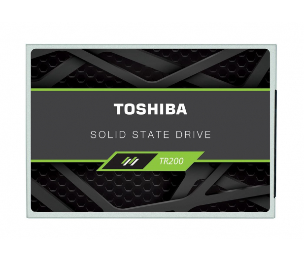 """Toshiba 480GB 2,5"""" SATA SSD TR200  - 459368 - zdjęcie"""