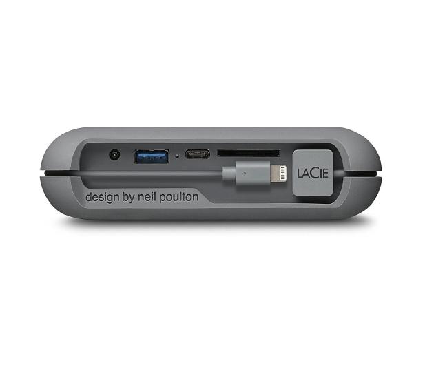 LaCie DJI Copilot 2000GB USB-C - 411512 - zdjęcie 4