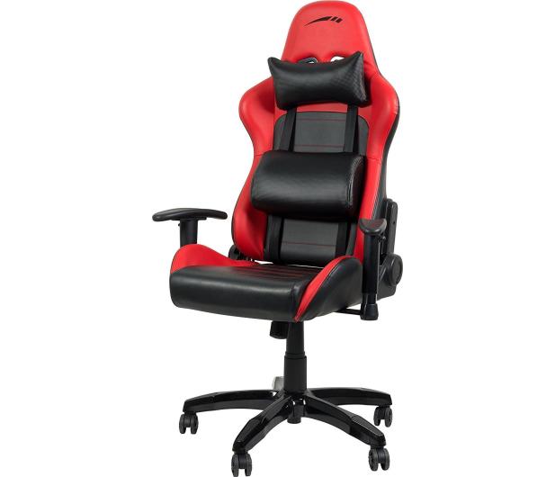 SpeedLink REGGER Gaming Chair (Czerwono-Czarny) - 410876 - zdjęcie