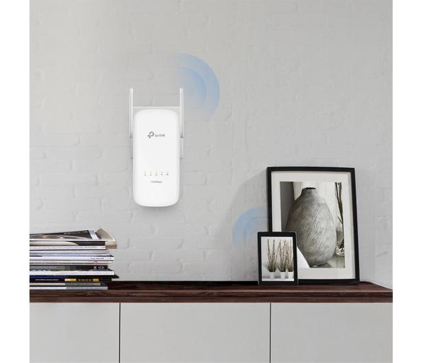 TP-Link TL-WPA8630 KIT PowerLine LAN+WiFi 1200Mb/s (2szt) - 345547 - zdjęcie 4