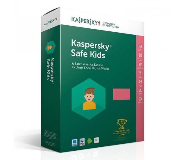 Kaspersky Safe Kids (12m.) ESD - 410861 - zdjęcie