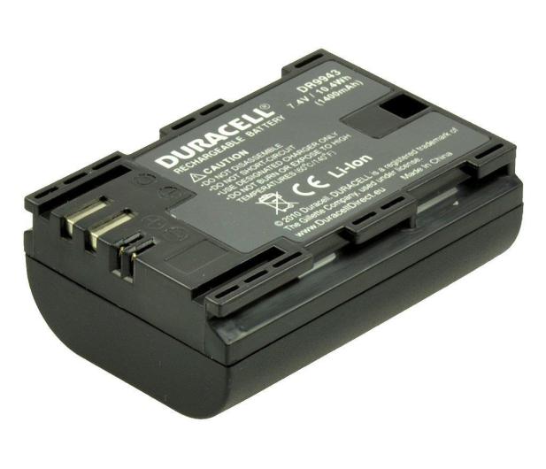 Duracell Zamiennik Canon LP-E6 - 411839 - zdjęcie 2