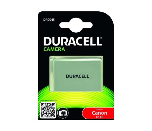 Duracell Zamiennik Canon LP-E8 - 411843 - zdjęcie 3