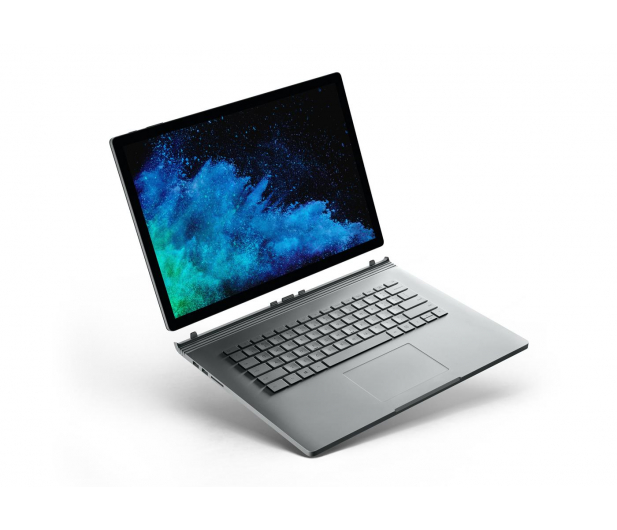 Microsoft Surface Book 2 15 i7-8650U/16GB/256GB/W10P GTX1060 - 412074 - zdjęcie