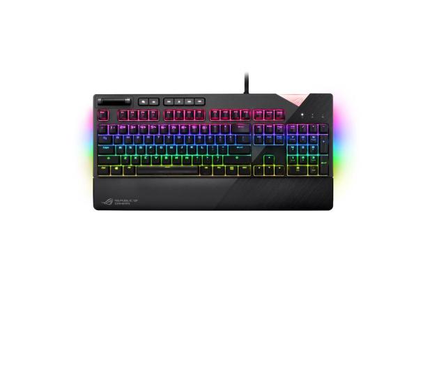ASUS ROG Strix Flare (Cherry MX Brown, RGB)  - 411983 - zdjęcie