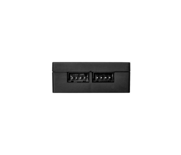 SilverStone RGB-LED-Hub + 2xLED czarny - 406463 - zdjęcie 4